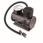 Ficha técnica e caractérísticas do produto Compressor de Ar 12V Preto - AU601 - Multilaser