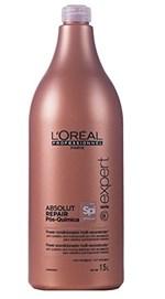 Ficha técnica e caractérísticas do produto Condicionador Absolut Repair Pós-Química - L'oréal 1500ml