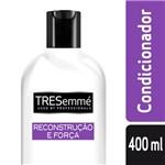Ficha técnica e caractérísticas do produto Condicionador Tresemme Reconstrução e Força 400ml