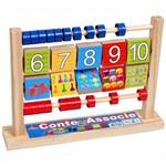 Ficha técnica e caractérísticas do produto Conte & Associe- Carimbras- Brinquedo Educativo- Pedagógico