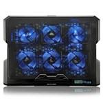 Ficha técnica e caractérísticas do produto Cooler para Notebook com 6 Fans Led-Multilaser Ac282