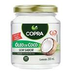 Ficha técnica e caractérísticas do produto Copra Óleo de Coco 200Ml Sem Sabor