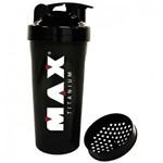 Ficha técnica e caractérísticas do produto Coqueteleira Max Titanium - 700ml