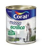 Ficha técnica e caractérísticas do produto Coral Massa Acrílica 1,5 Kg
