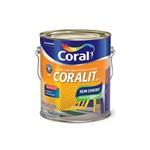 Ficha técnica e caractérísticas do produto Coralit Acetinado Zero Odor 3,6L Branco - Coral