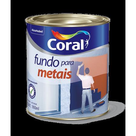 Ficha técnica e caractérísticas do produto Coralit Zarcão Proferro Zarcoral 0,9 Litro 0,9 Litro