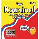 Ficha técnica e caractérísticas do produto Corda de Cavaquinho - ROUXINOL R - 51