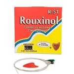 Ficha técnica e caractérísticas do produto Corda de Cavaquinho Rouxinol (R-51)