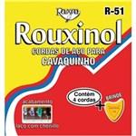 Ficha técnica e caractérísticas do produto Corda para Cavaquinho Rouxinol - Chenille