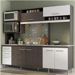 Cozinha Compacta Lara 0316 - Soluzione