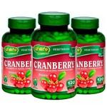 Cranberry - 3x 120 Cápsulas - Unilife