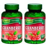 Cranberry - 2X 120 Cápsulas - Unilife