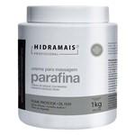 Creme de Massagem Parafina 1kg Hidramais