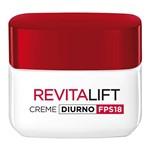 Creme de Tratamento Diurno Revitalift FPS18 - 49g - L'Oréal Paris