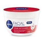 Ficha técnica e caractérísticas do produto Creme Facial Nivea Antissinais Vitamina e 100g