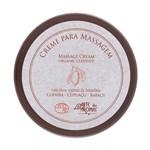 Ficha técnica e caractérísticas do produto Creme para Massagem Orgânico Copaíba 196g - Arte dos Aromas
