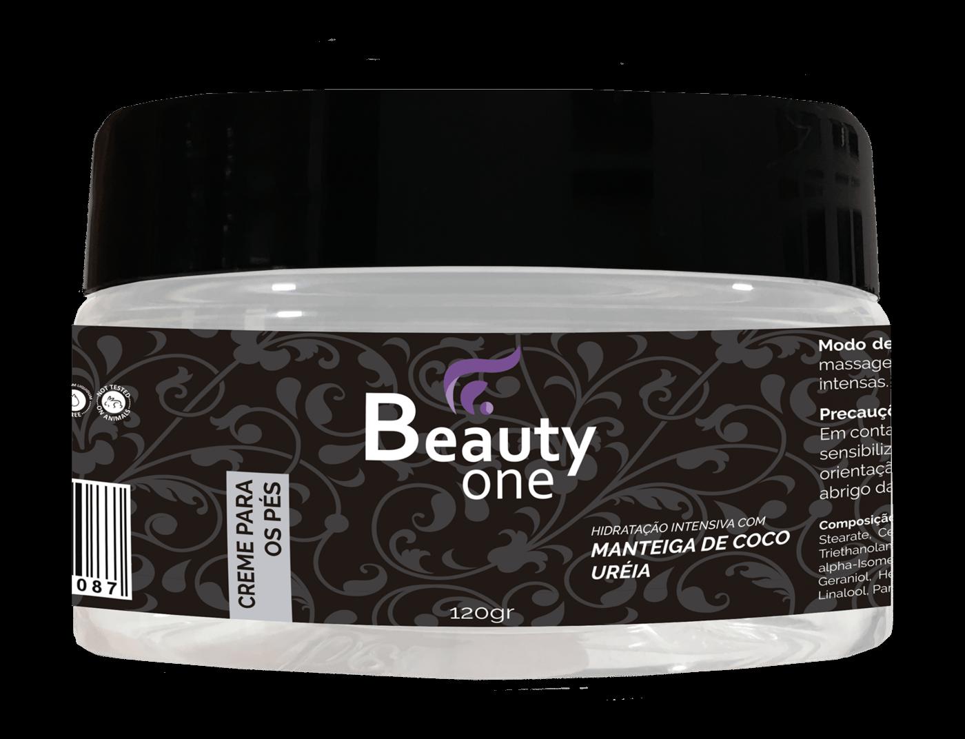 Ficha técnica e caractérísticas do produto Creme para os Pés - Beauty One