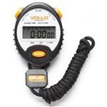 Ficha técnica e caractérísticas do produto Cronômetro Profissional VOLLO VL-501 com Alarme e Relógio Cor Preta