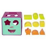 Cubo com Formas para Encaixar PlaysKool Hasbro