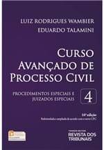 Ficha técnica e caractérísticas do produto Curso Avançado de Processo Civil - Procedimentos Especiais e Juizados Especiais - V.4 - 16ª Edição