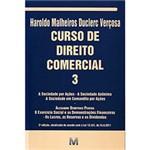 Ficha técnica e caractérísticas do produto Curso de Direito Comercial - Vol. 3
