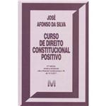Curso de Direito Constitucional Positivo - 41ª Ed. 2018