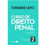 Ficha técnica e caractérísticas do produto Curso de Direito Penal Vol 2 - Capez - Saraiva - 17 Ed