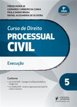 Ficha técnica e caractérísticas do produto Curso de Direito Processual Civil - V.5 (2019)