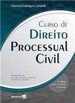 Ficha técnica e caractérísticas do produto Curso de Direito Processual Civil