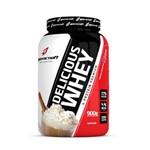 Delicious Whey (900g) Body Action - Cappuccino