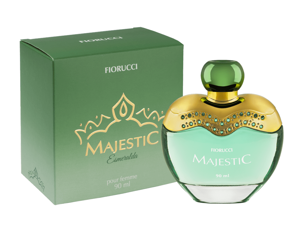 Ficha técnica e caractérísticas do produto Deo Colônia Majestic Esmeralda 90Ml