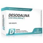 Ficha técnica e caractérísticas do produto Desodalina 60 Cápsulas Sanibras
