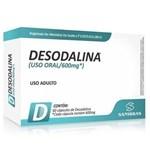 Ficha técnica e caractérísticas do produto Desodalina 600mg - 60 Cápsulas - Sanibras
