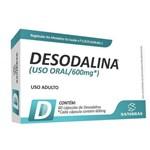 Ficha técnica e caractérísticas do produto Desodalina 600mg 60cápsulas - Sanibras