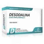 Ficha técnica e caractérísticas do produto Desodalina 600mg Cx 60 Cápsulas - Sanibras