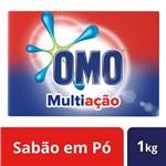 Deterg Po Omo 1kg Cx M Acao