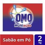 Ficha técnica e caractérísticas do produto Detergente em Pó Multiação Poder Acelerador 2 Kg, OMO