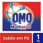 Ficha técnica e caractérísticas do produto Detergente em Pó Multiação Poder Acelerador, OMO, 1 Kg
