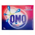 Ficha técnica e caractérísticas do produto Detergente em Pó Omo Multiação 1Kg