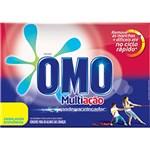 Ficha técnica e caractérísticas do produto Detergente em Pó Omo Multiação Poder Acelerador 2kg