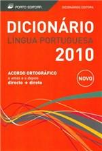 Ficha técnica e caractérísticas do produto Dicionario da Lingua Portuguesa - Porto 2010 - 1042457