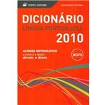 Ficha técnica e caractérísticas do produto Dicionario da Lingua Portuguesa - Porto 2010