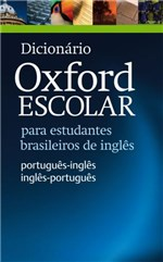 Ficha técnica e caractérísticas do produto Dicionario Oxford Escolar - Oxford - 1