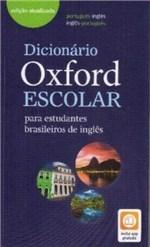 Ficha técnica e caractérísticas do produto Dicionário Oxford Escolar para Estudantes Brasieleiros de Inglês