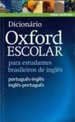 Ficha técnica e caractérísticas do produto Dicionário Oxford Escolar - para Estudantes Brasileiros de Inglês - Po...