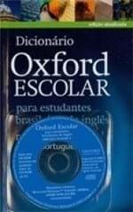 Ficha técnica e caractérísticas do produto Dicionario Oxford Escolar - para Estudantes Brasileiros de Ingles - Po...