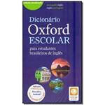 Ficha técnica e caractérísticas do produto Dicionário Oxford Escolar - para Estudantes Brasileiros de Inglês