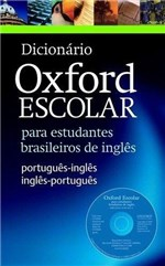 Ficha técnica e caractérísticas do produto Dicionário Oxford Escolar para Estudantes Brasileiros de Inglês