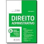 Ficha técnica e caractérísticas do produto Direito Administrativo - Coleção Provas Discursivas Respondidas e Comentadas