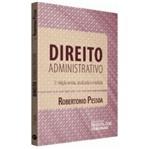 Ficha técnica e caractérísticas do produto Direito Administrativo - Pessoa - Rt